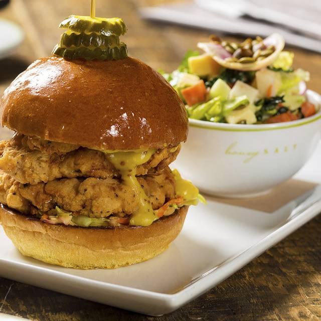 Biloxi Sandwich - Honey Salt - Las Vegas, Las Vegas, NV