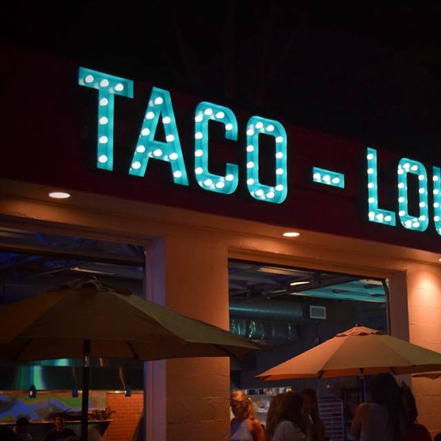 Bajo Sexto Taco Lounge, Nashville, TN