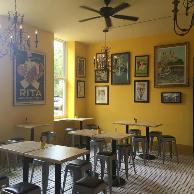 French Crust Cafe Open Table
