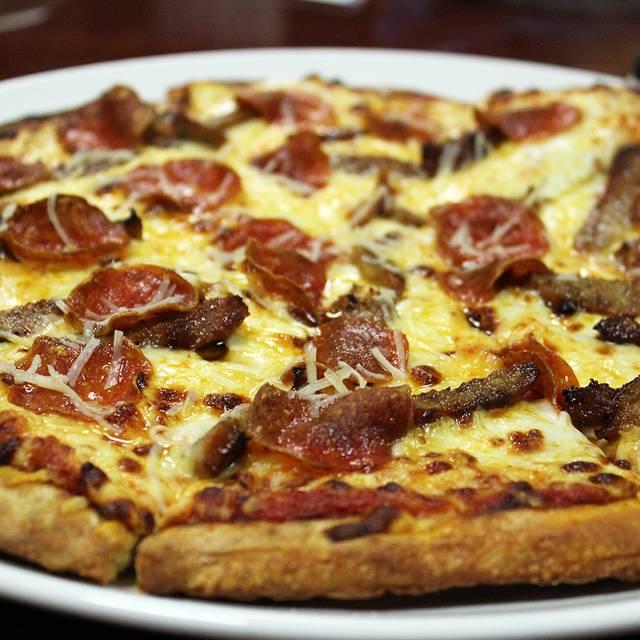 Pizza - Bistro 39, San Diego, CA