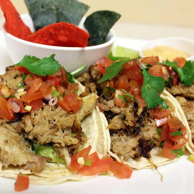 Street Tacos - Bistro 39, San Diego, CA