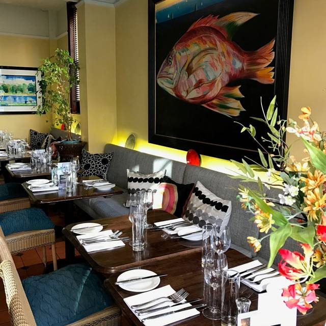 Gilbey's Bar, Restaurant & Townhouse, Eton, Berkshire