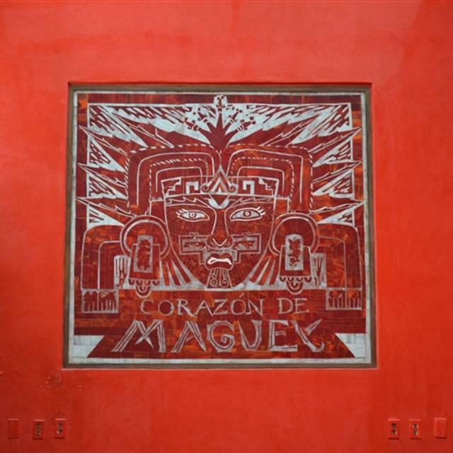 Corazón de Maguey, Mexico City, CDMX