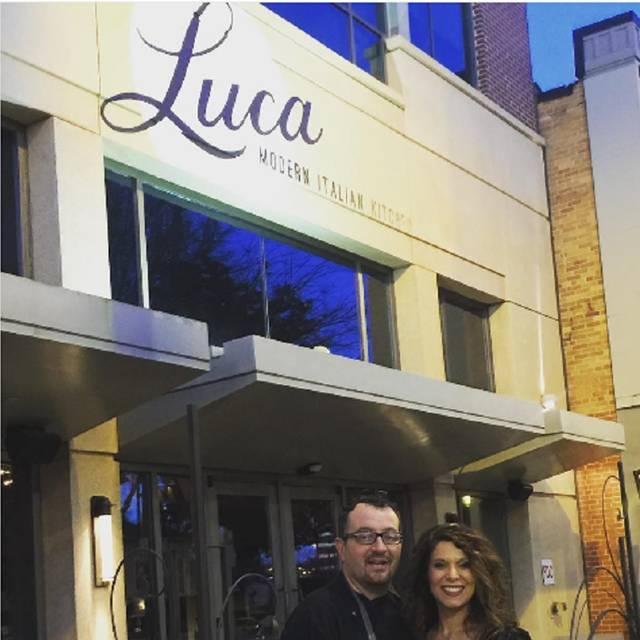Luca Modern Italian Kitchen Charlotte Nc