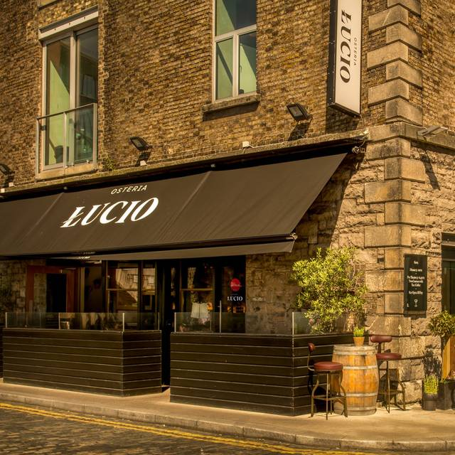 Osteria Lucio, Dublin, Co. Dublin