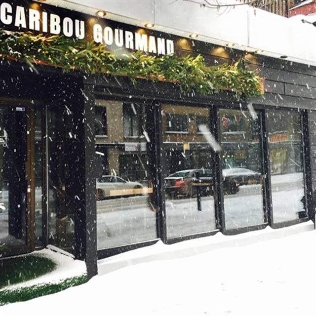 Caribou Gourmand, Montréal, QC