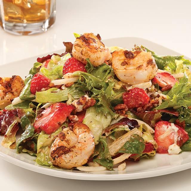 Grilled Shrimp & Strawberry Salad - Firebirds Wood Fired Grill - Chandler, Chandler, AZ