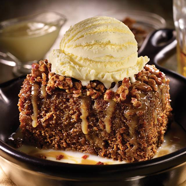 Dessert Whiskey Cake - TGI FRIDAYS - DFW Airport C-30, Dallas, TX