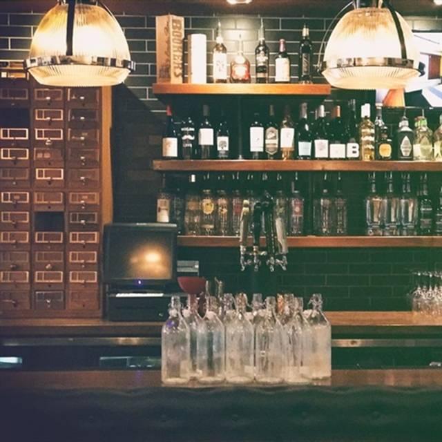 Crash Lobby Bar - Crash Hotel, Edmonton, AB