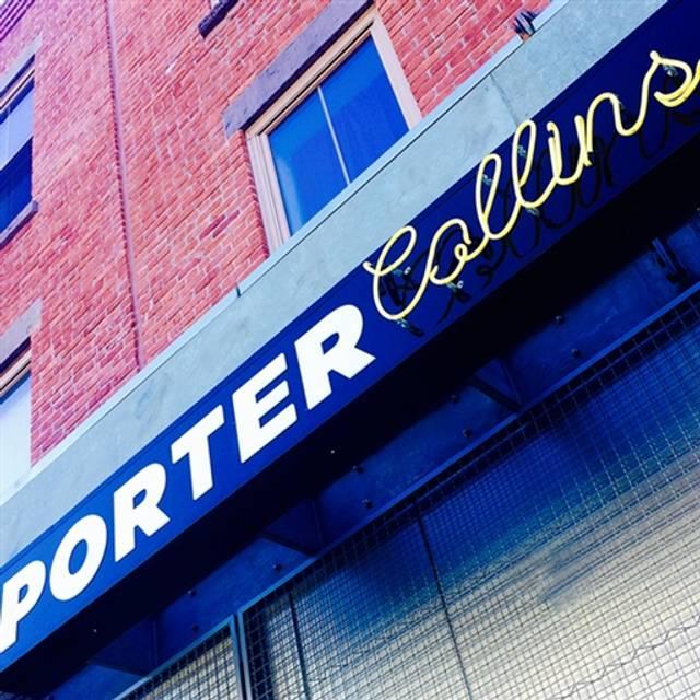 Porter Collins, Hoboken, NJ