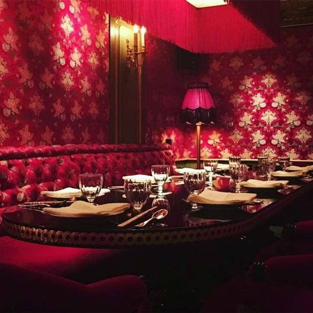 Park Chinois, London