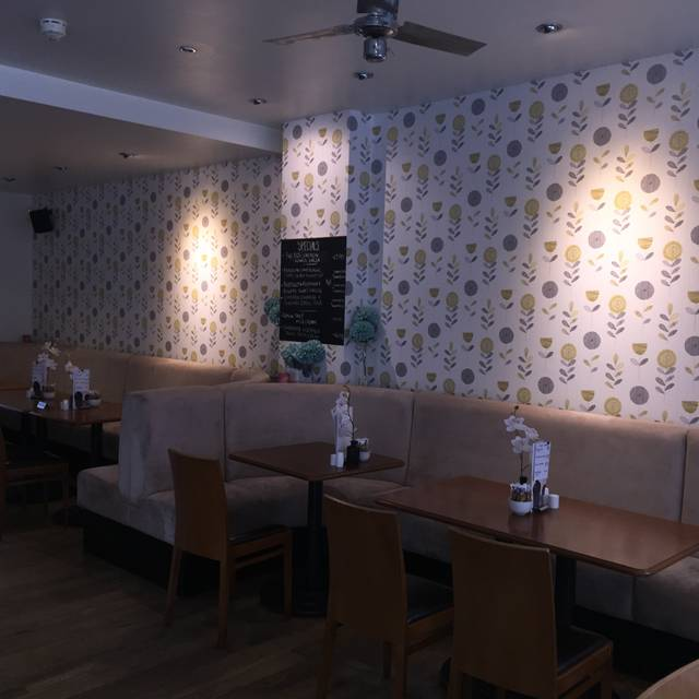 The Printroom Cafe Bar, Loughborough, Leicestershire