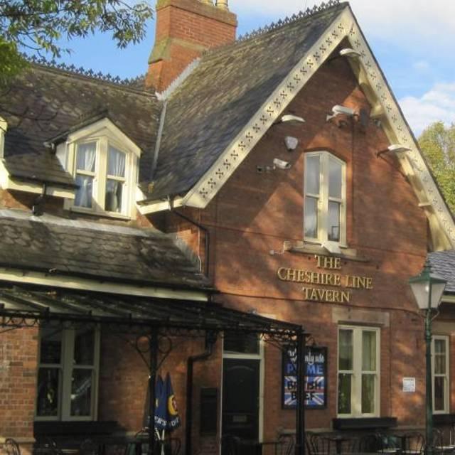 Cheshire Line Tavern, Stockport, Cheshire