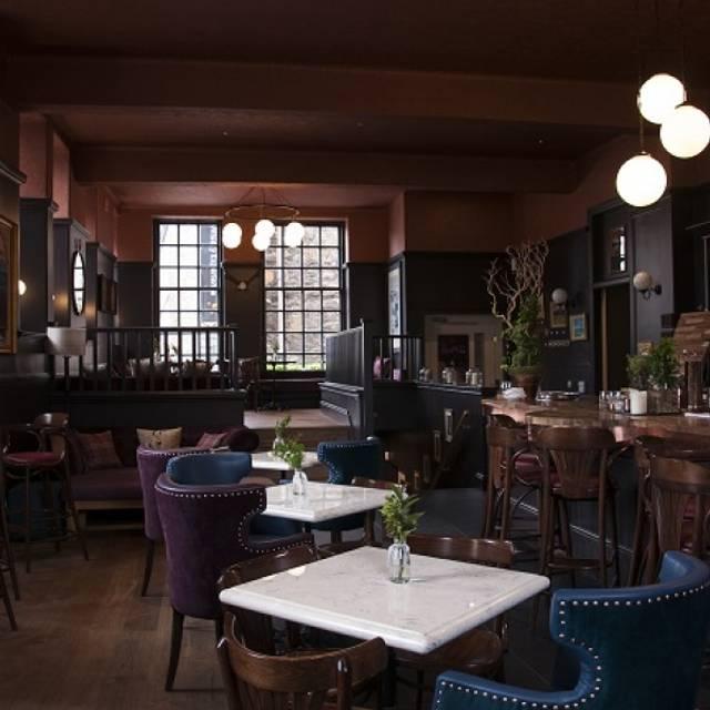 Cannonball Bar  - Cannonball Restaurant & Bar, Edinburgh