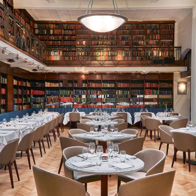 The Cinnamon Club - Interior - The Cinnamon Club, London