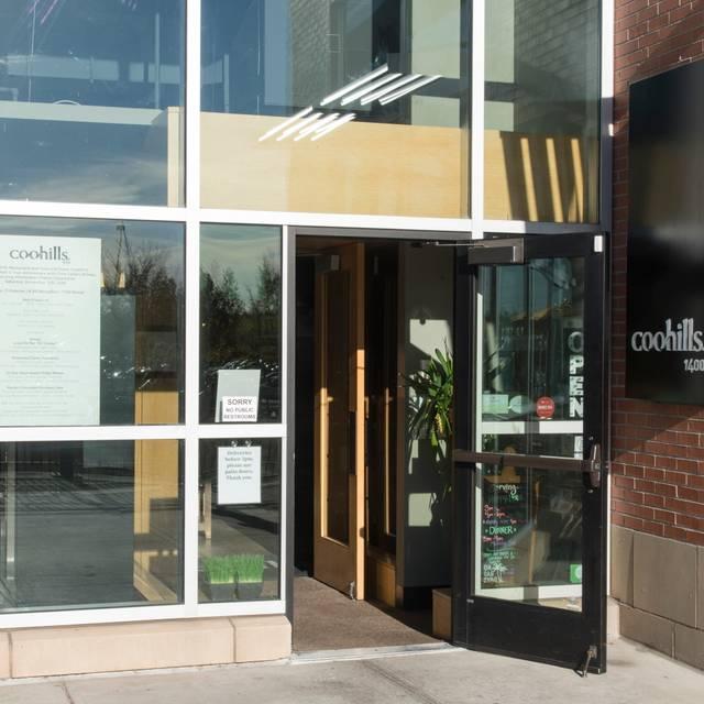 Sign - Coohills, Denver, CO