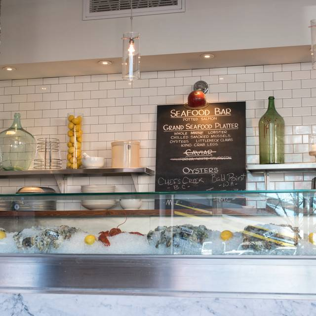 Seafood Bar - The Kitchen | LoDo, Denver, CO