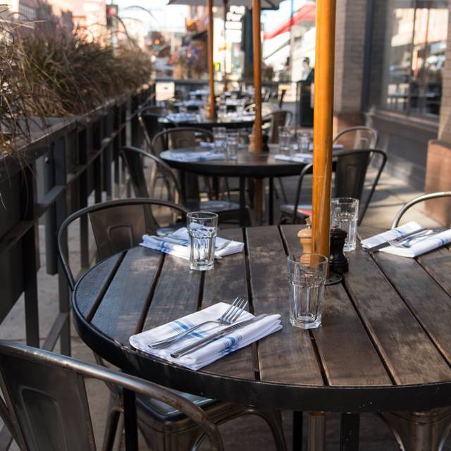 Patio - The Kitchen | LoDo, Denver, CO