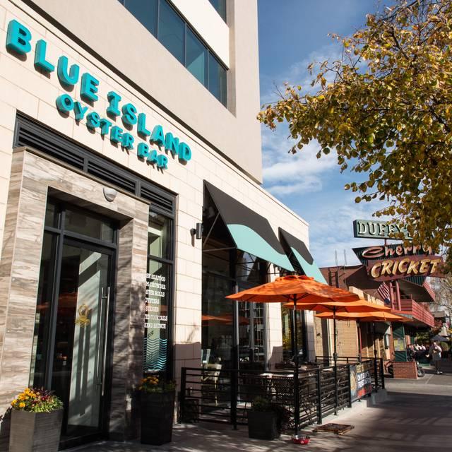 Entrance - Blue Island Oyster Bar & Seafood, Denver, CO