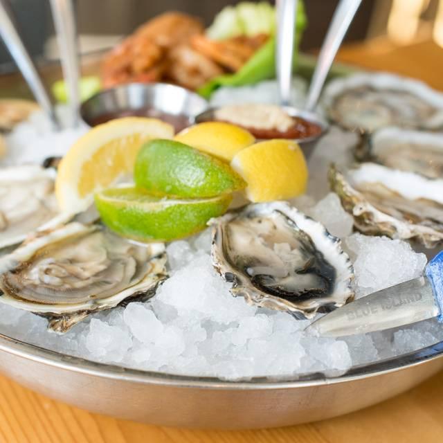 Dozen Oysters - Blue Island Oyster Bar & Seafood, Denver, CO