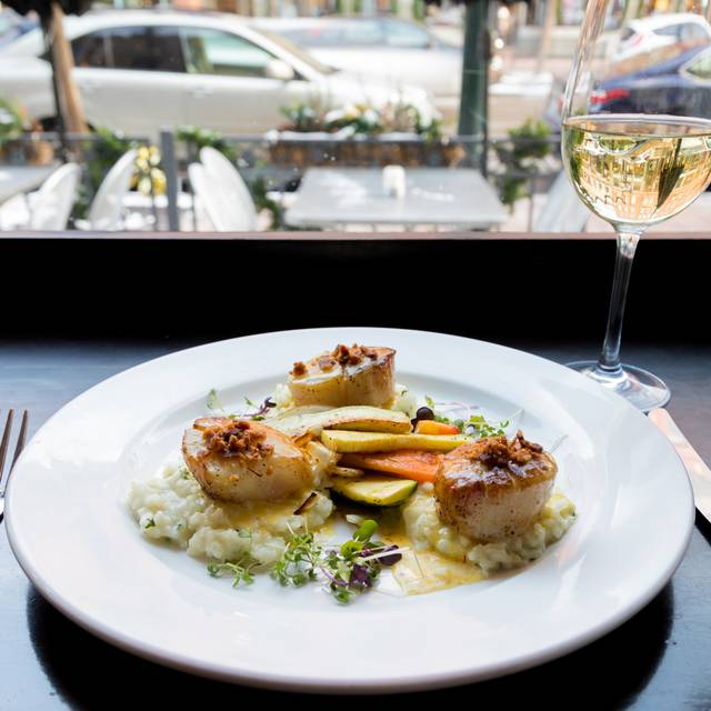 Seared Sea Scallops - Corridor 44, Denver, CO