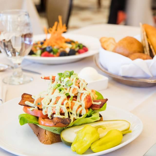 Lobster Blt - Ellyngton's at the Brown Palace, Denver, CO