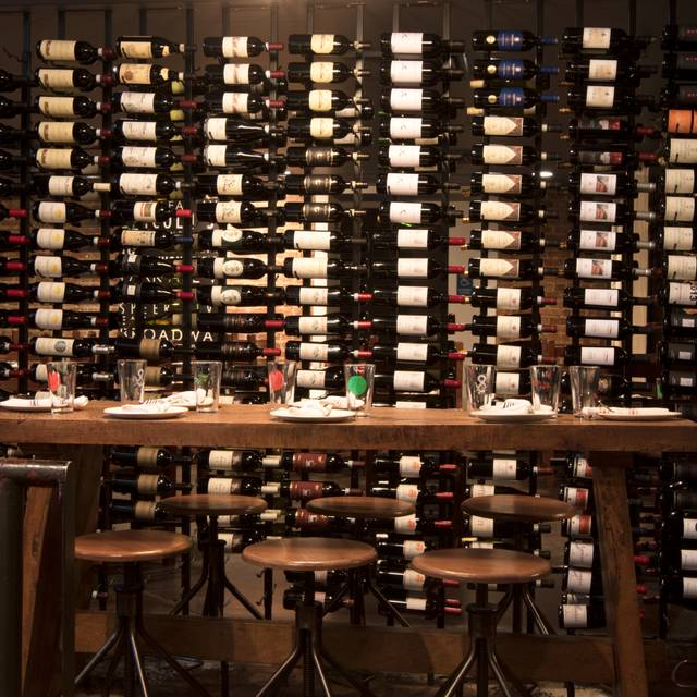 Wine Room - Osteria Marco, Denver, CO