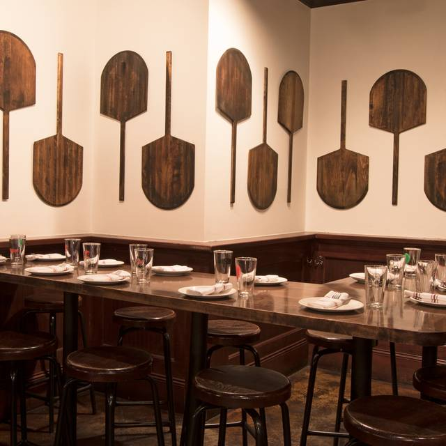 Dining Room - Osteria Marco, Denver, CO