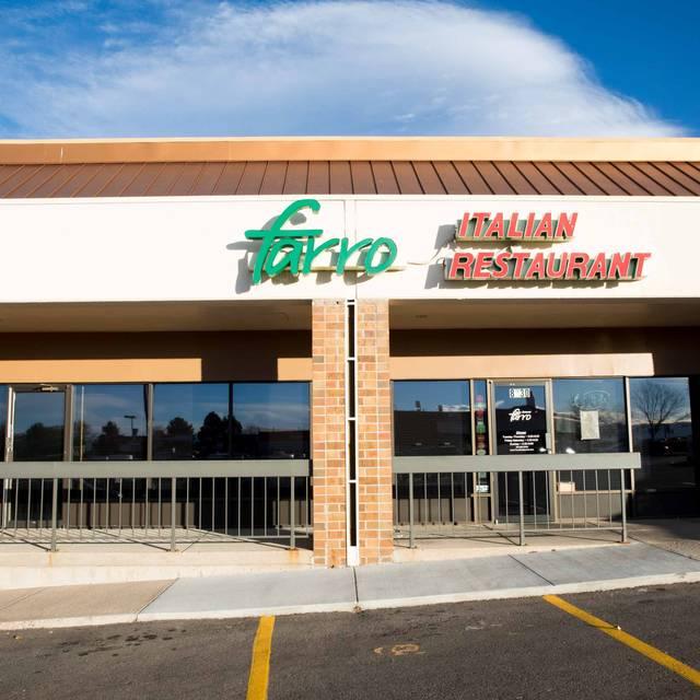 Sign - Farro Italian Restaurant, Centennial, CO
