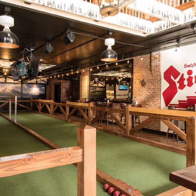 Bocce Ball Game - Rhein Haus - Denver, Denver, CO