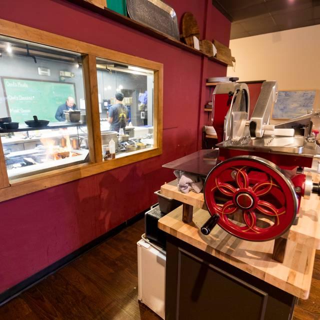 Open Kitchen - Luca, Denver, CO