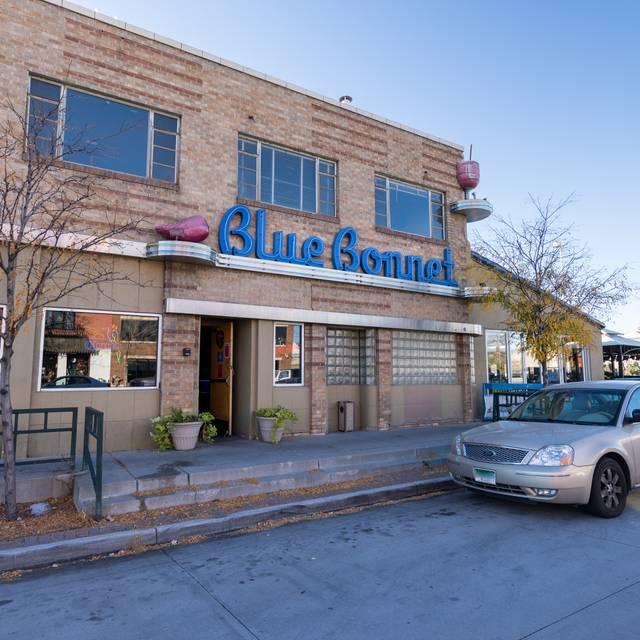 Entrance - The Blue Bonnet Restaurant, Denver, CO