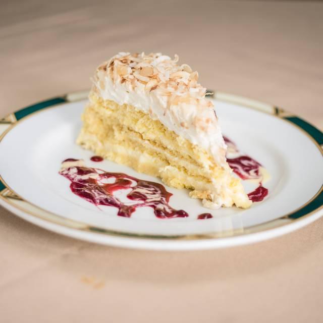 Chef's Daily Dessert Selection - Sansone's Bistro, Greenwood Village, CO