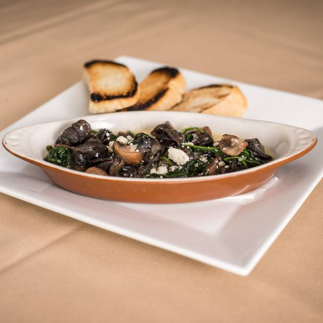 Sauteed Escargot - Sansone's Bistro, Greenwood Village, CO