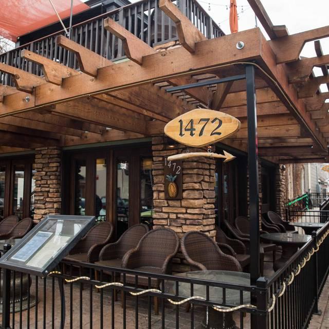 Patio - Restaurant Fourteen Seventy Two, Denver, CO
