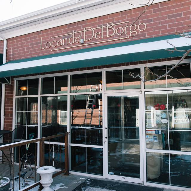 Entrance - Locanda Del Borgo, Denver, CO