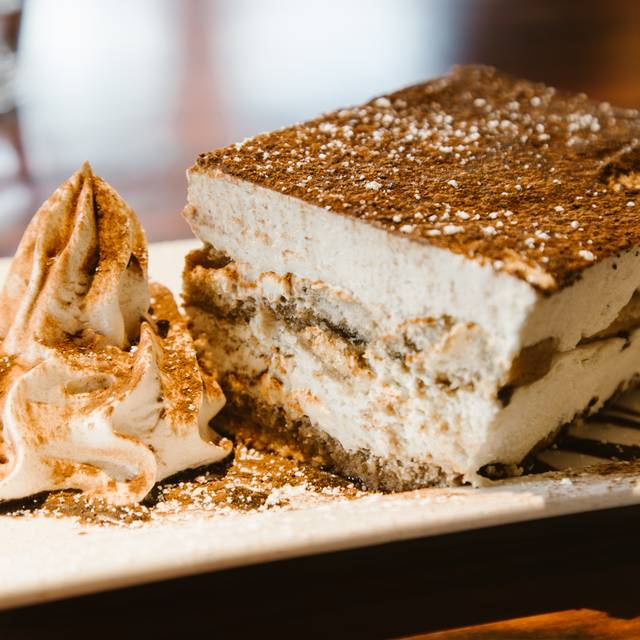 Tiramisu - Gaetano's, Denver, CO
