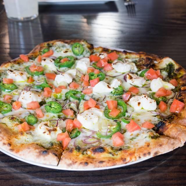 Jalapeno Business Pizza - Mas Kaos, Denver, CO