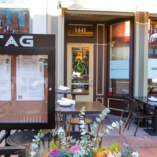 Sign - TAG, Denver, CO