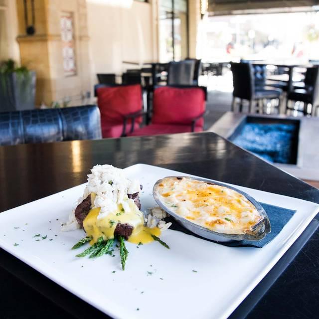 Filet Oscar - Hodson's Bar and Grill - Southglenn, Centennial, CO