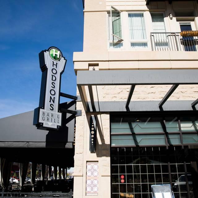 Sign - Hodson's Bar and Grill - Southglenn, Centennial, CO