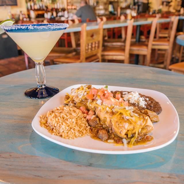 Carnitas Burrito - Table Mountain Grill and Cantina, Golden, CO
