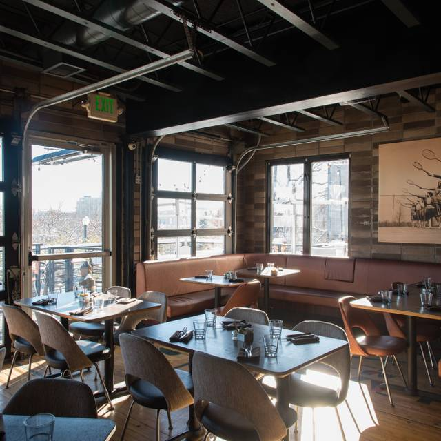 Dining Room - Root Down, Denver, CO