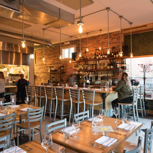 Dining Room - the plimoth, Denver, CO
