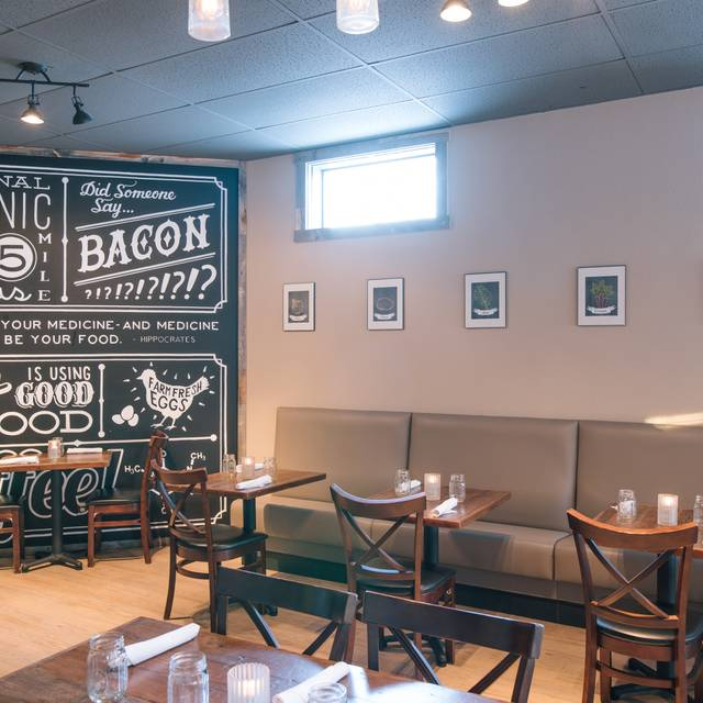 Dining Room - Fooducopia, Denver, CO