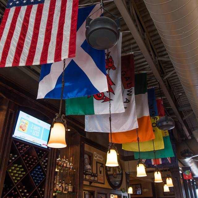 Flag Decorations - The Exchange Tavern, Westminster, CO