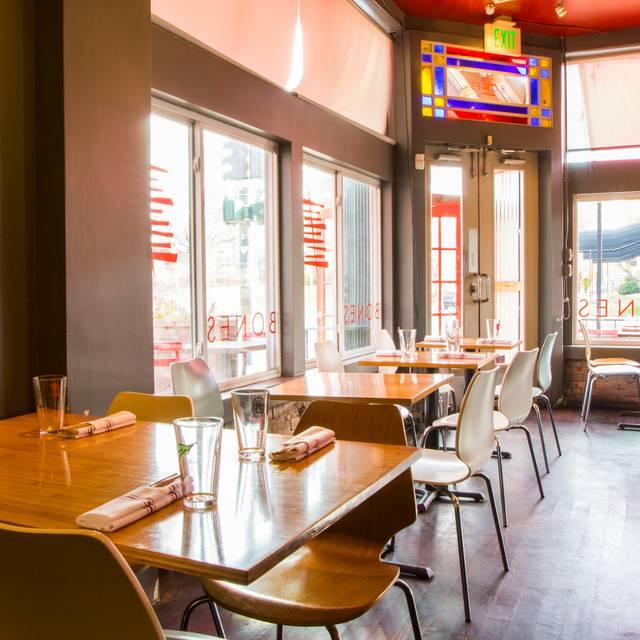 Dining Room - Bones, Denver, CO