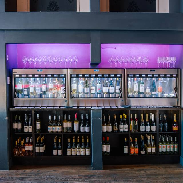 Wine Bar - Vinue Wine Bar, Denver, CO