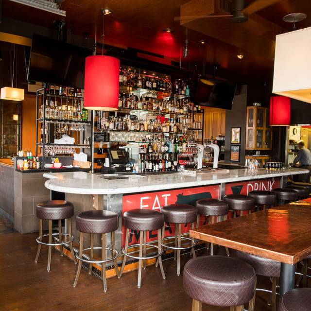 Bar - LoHi Steakbar, Denver, CO