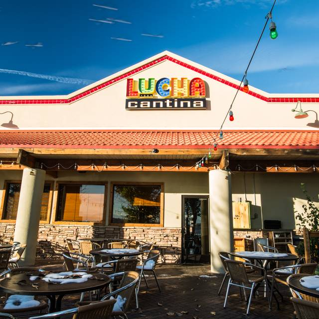 Patio Lucha Cantina Littleton Co